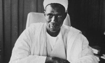 1960 Independence Day speech by Abubakar Tafawa Balewa Nigeria's first prime minister