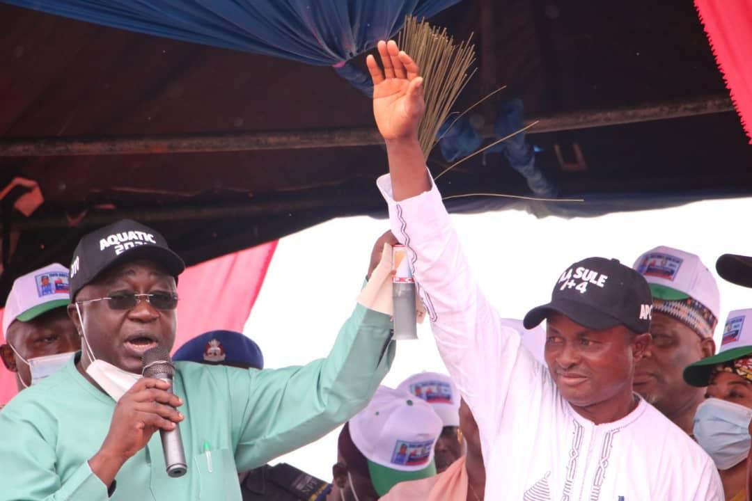 LG Polls; Nasarawa Speaker says APC will win Landslide.