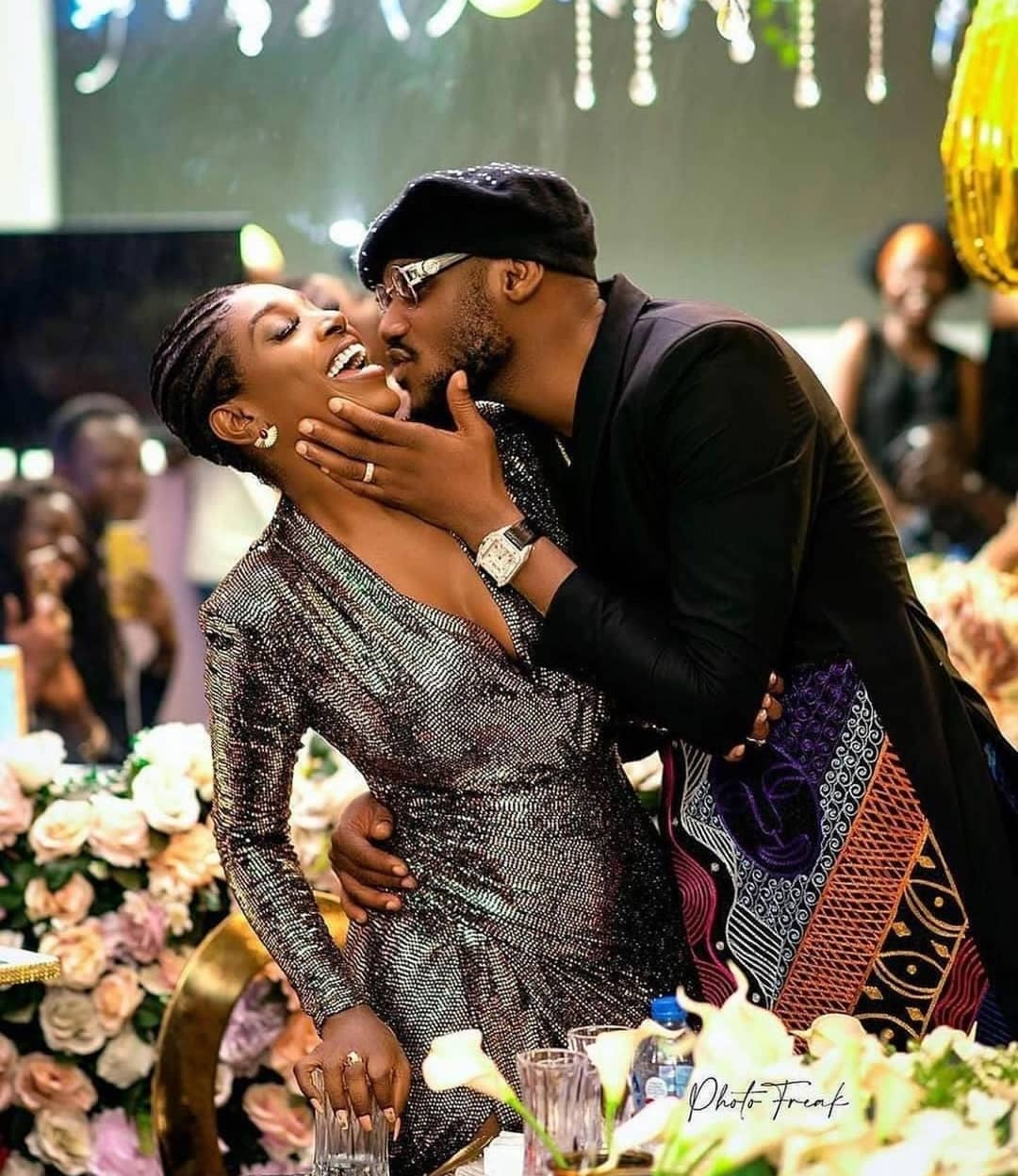 2face Idibia Shares Photo With His Wife, Annie On His 46th Birthday