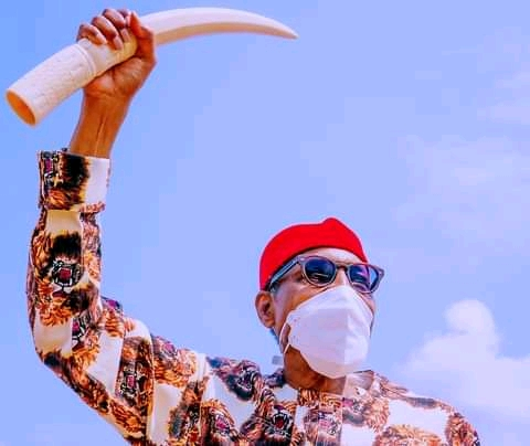 Buhari Thanks Imo State People For Giving Him A Warm Reception