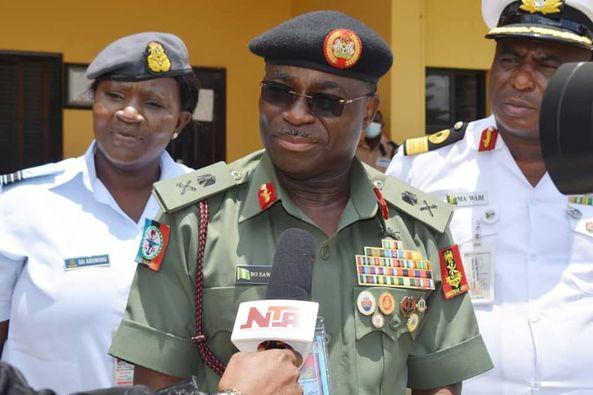 Zamfara GSM shutdown helping anti-banditry battle –Military