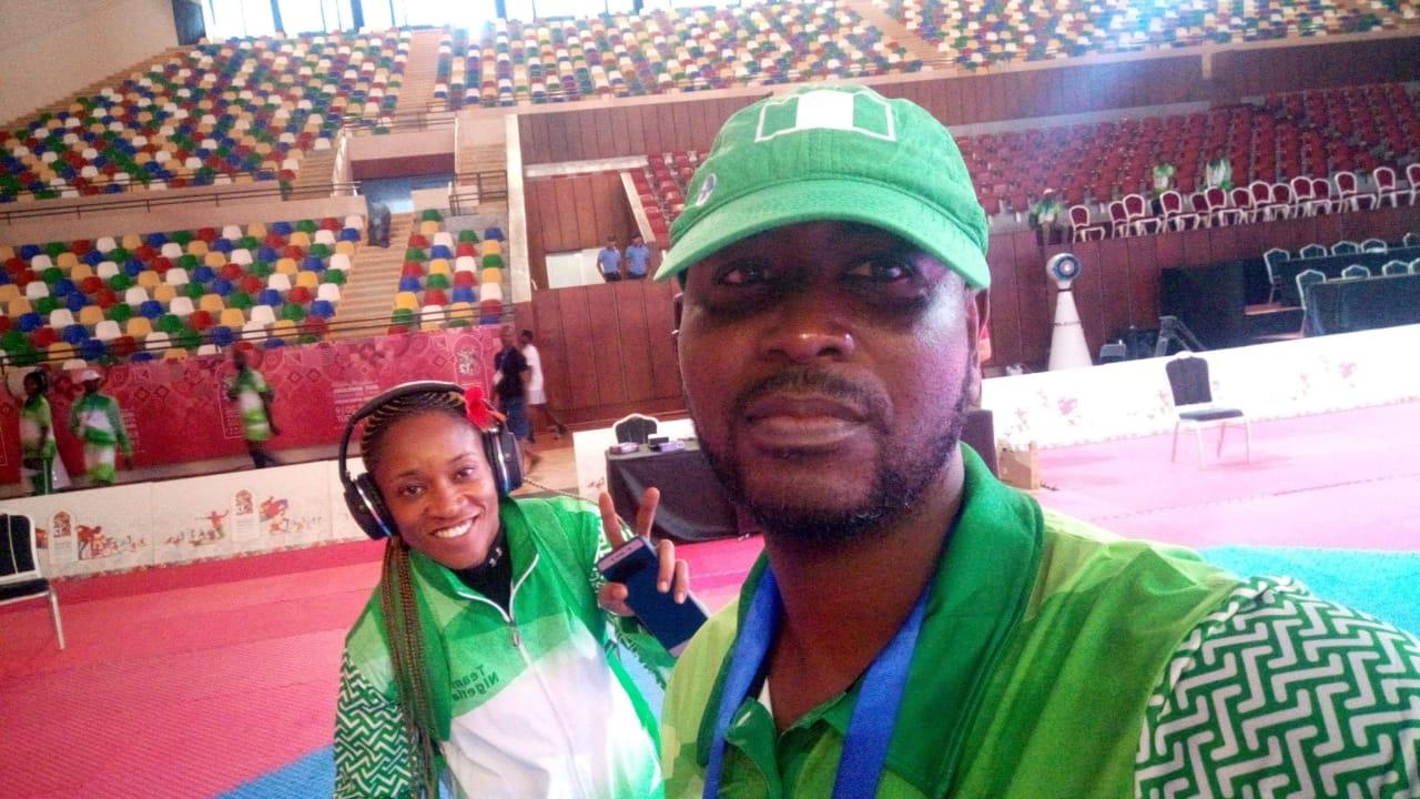 Jubilation galore as Lawal, Nwosu emerge technical, athletes' reps for Taekwondo