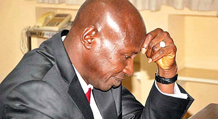 Maigari Dingyadi: Ex-EFCC Chair Magu Still On FG Payroll As Police Officer