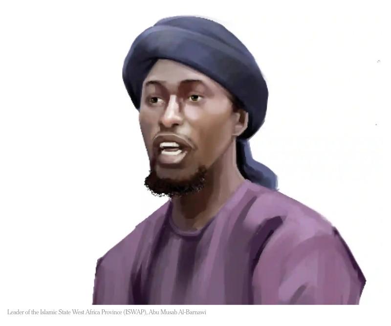 Vicious ISWAP Leader, Al-barnawi, Killed