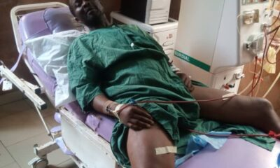 Please Assist Mr Chris Iheanacho, He Is Dying - Ex International Boxer Appeals