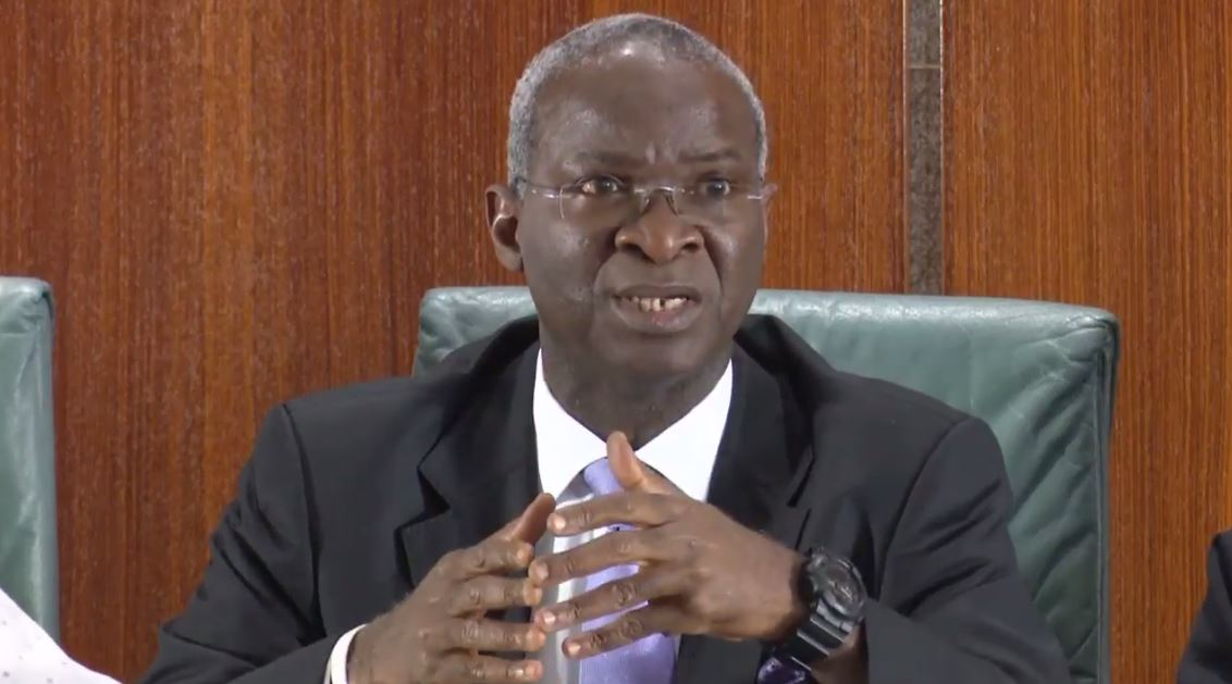 2023: Fashola Debunks Rumor Of His Presidential Ambition