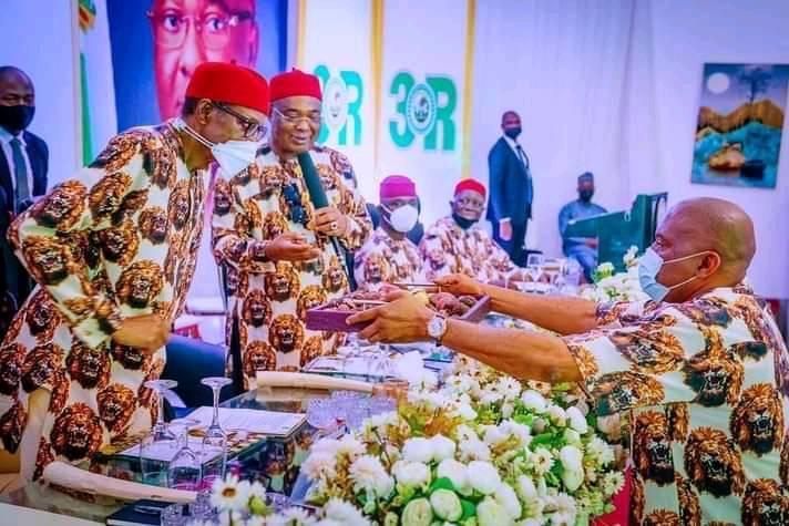 IPOB: It's unthinkable if any Igbo man wants to leave Nigeria - Buhari