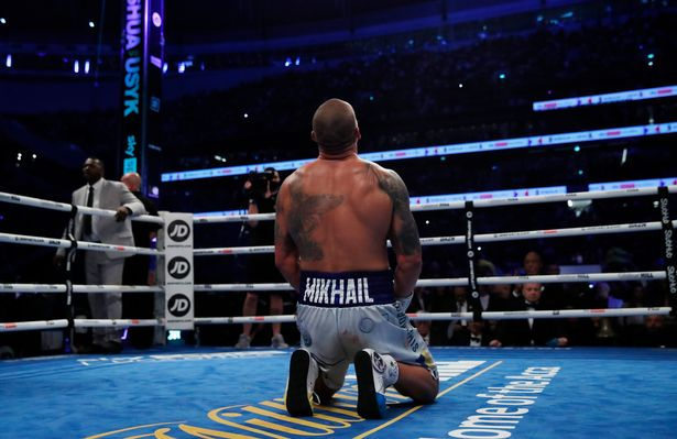 Anthony Joshua Loses To Oleksandr Usyk By Unanimous Decision