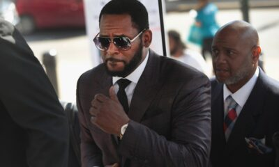 R Kelly Found Guilty Of Sex Trafficking And Racketeering