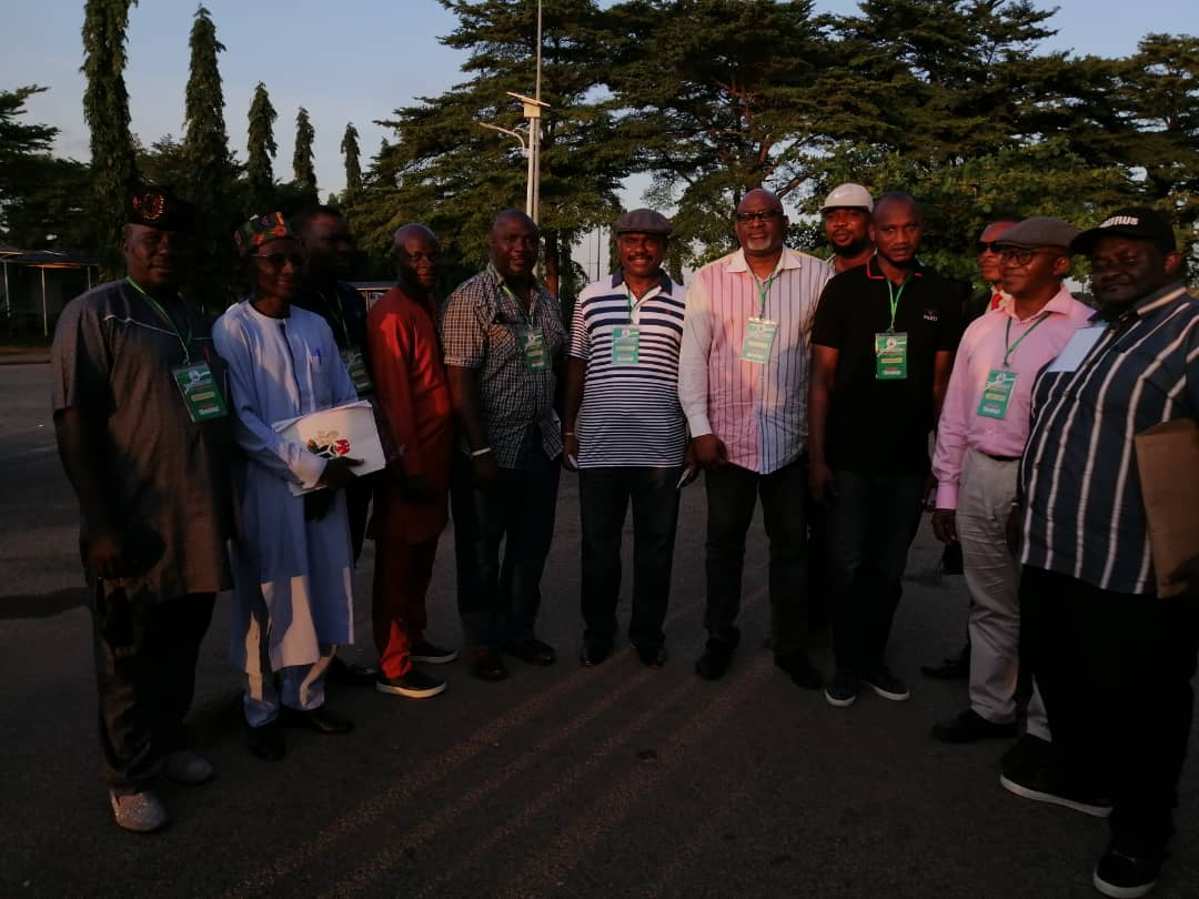 VIDEO: NBF Election, A True Display Of Democracy, Let Everyone Learn - Ex Int'l Boxer