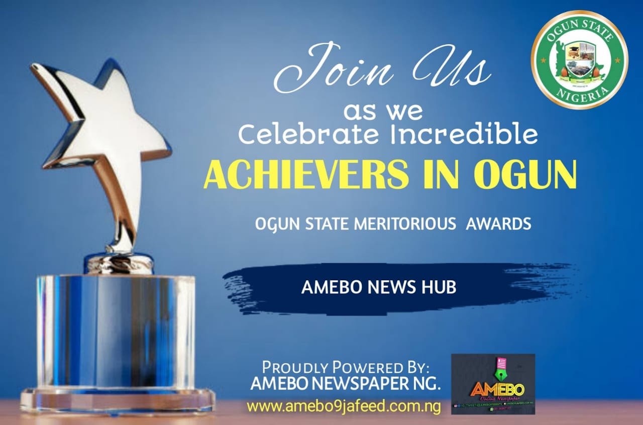 Amebo Newspaper NG Awards 2021 Nomination Commences As Organizer Unveils Categories