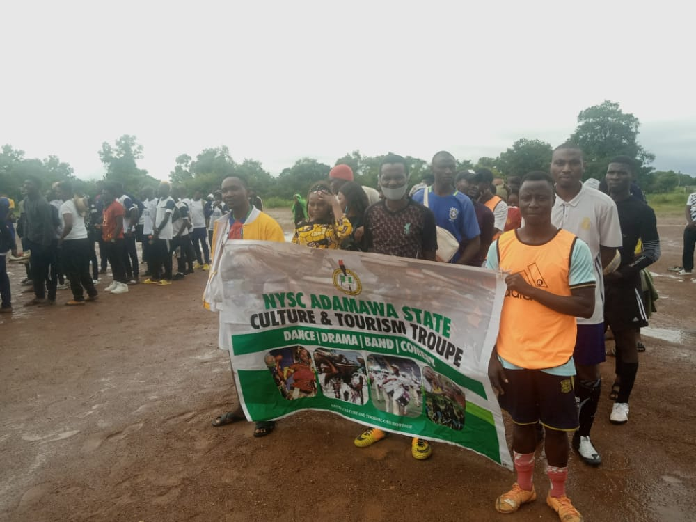NYSC sports, cultural festival promote national unity, devt – Official Festival