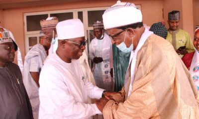 2023 Presidency : The Position of Gov. Sule Will Be The Position of The State Assembly, says Nasarawa speaker.