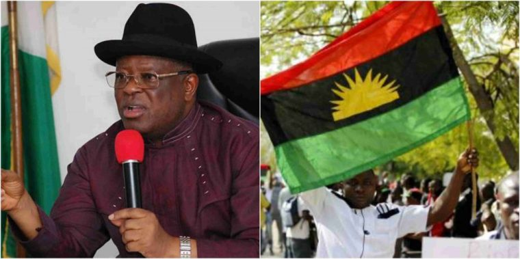 Umahi: South East Loses ₦10 Billion Every Sit-At-Home Day