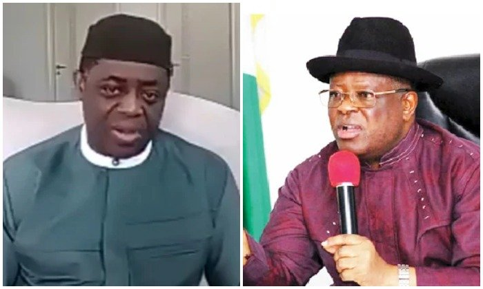 Fani-Kayode lied, played no role in my defection to APC, says Umahi