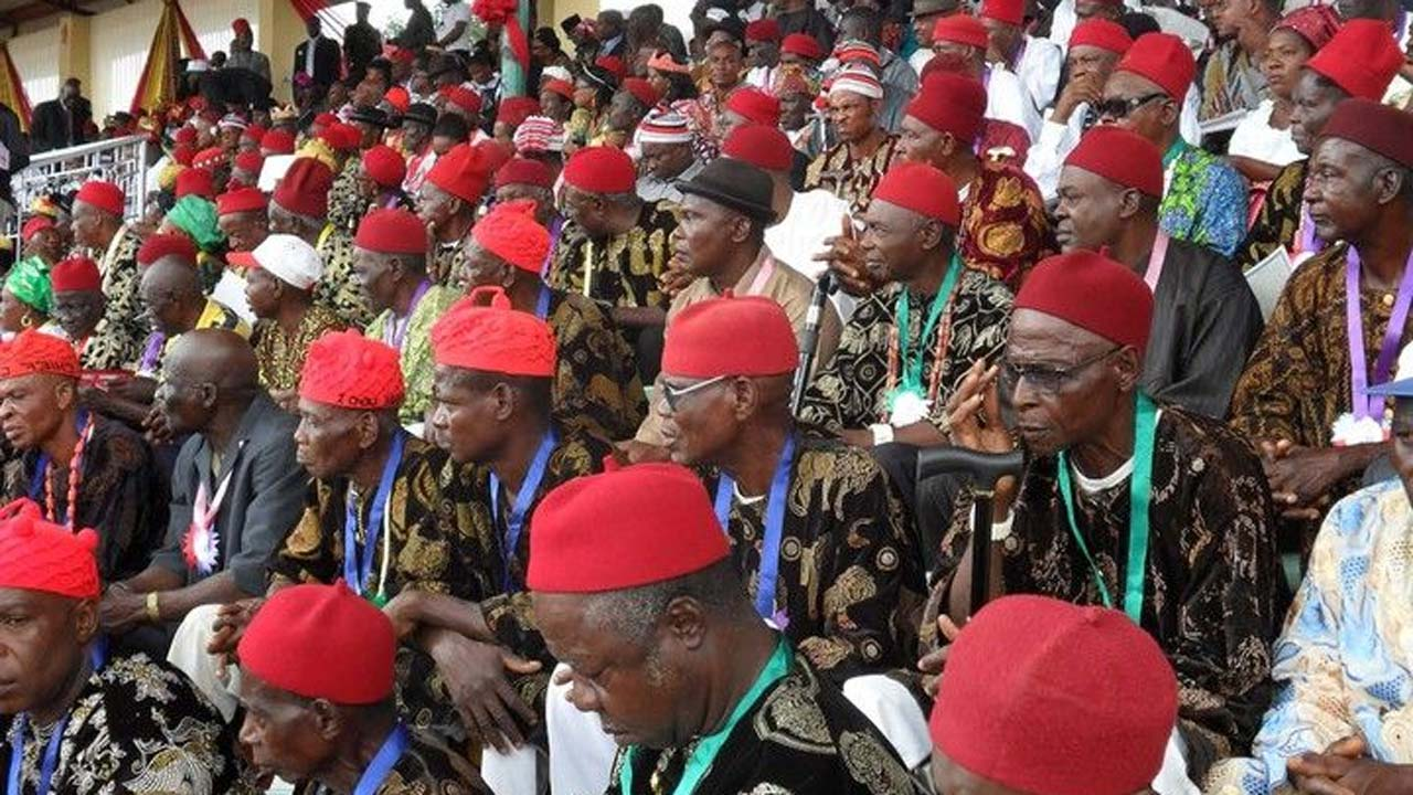 Imo visit: No matter how rough, Igbo won't leave Nigeria, Ohanaeze tells Buhari