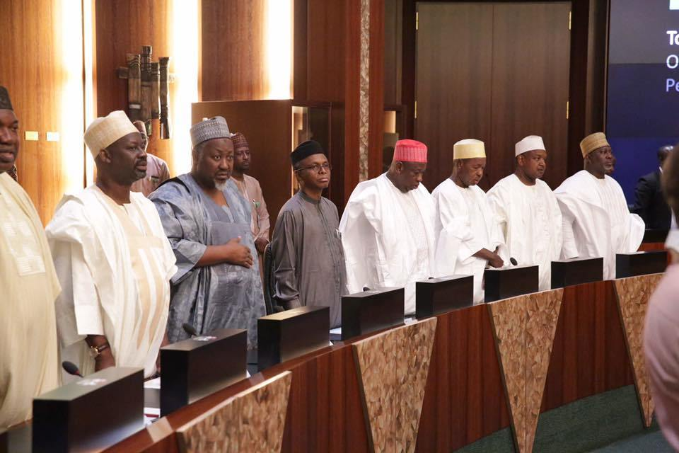 Northern Governors Meet In Kaduna Over VAT Controversy