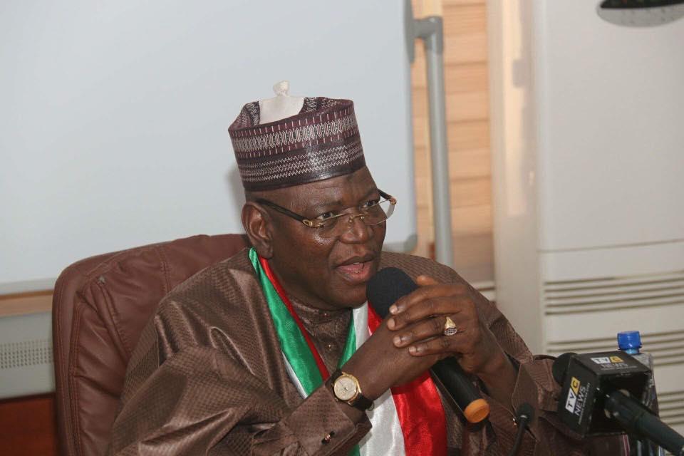 Buhari, APC Campaign Insincerity Produced Insecurity - Lamido