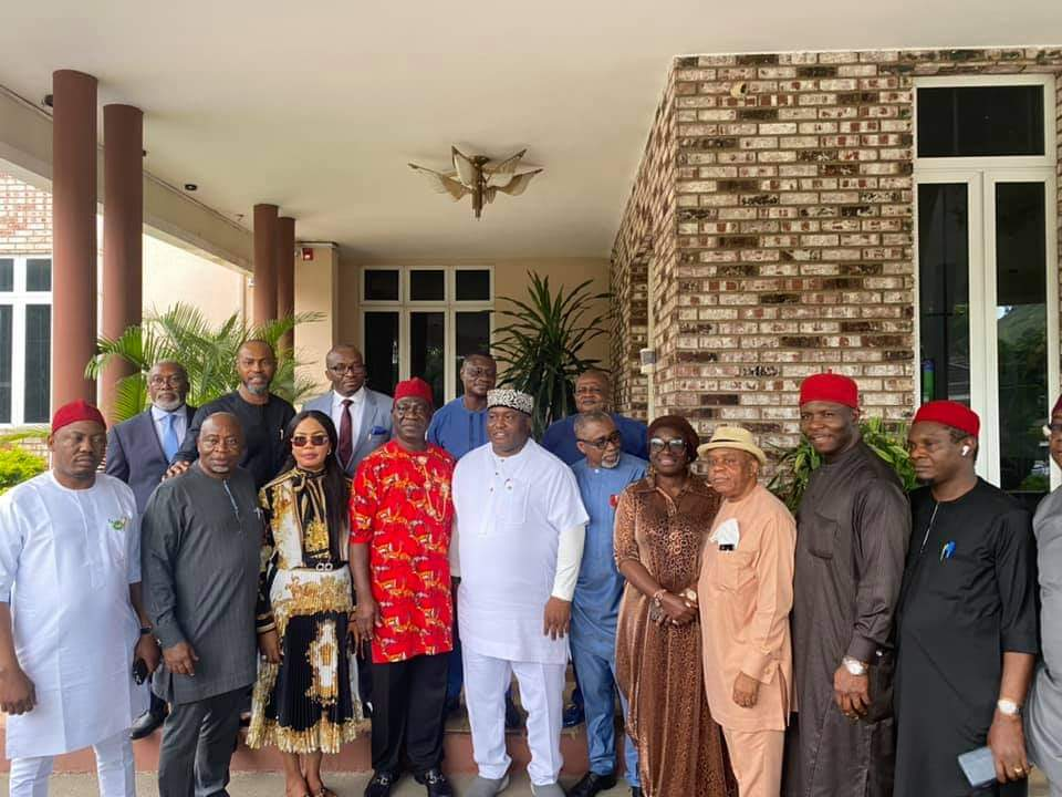 Out Come Of The National Assembly South East Cacus Meeting Held In Abuja
