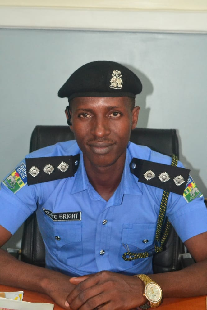 Oasis Magazine Congratulates Police Spokesman In Delta, As IGP Confirms His Appointment