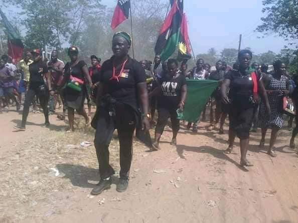 Garba Shehu: IPOB Has A Huge Stockpile Of Weapons, Bombs Across Nigeria