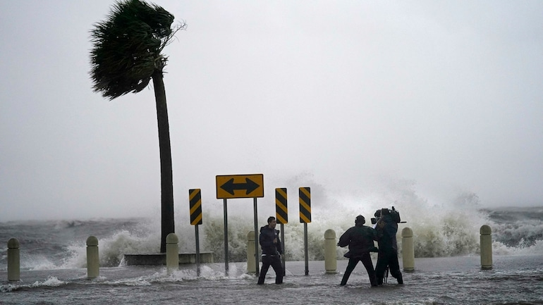 New York governor declares state of emergency over storm Ida