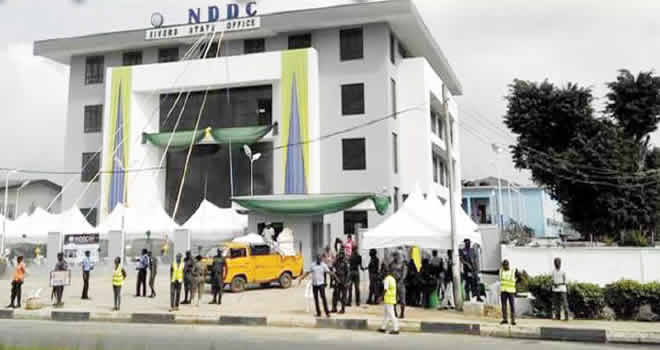 NDDC Forensic Audit Completed, Min. Of Justice To Review