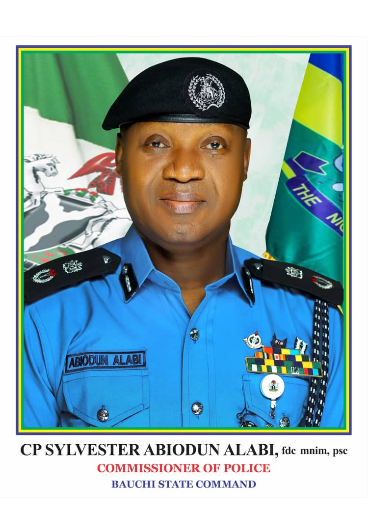 CP Sylvester Alabi: An Example of A Police Officer Worth Emulating