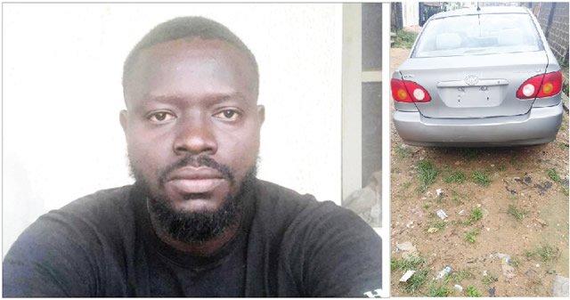 Passengers strangle Lagos doctor-turned Uber driver, steal car
