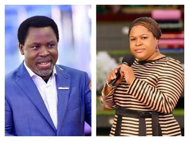 TB Joshua's Wife Evict Disciples Who Disrespected Her From SCOAN.