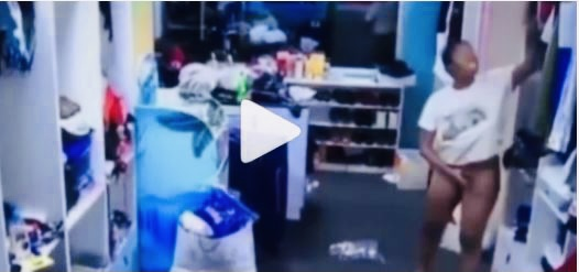 BBNaija: See Viral Video Of Angel Sampling Her Private Part