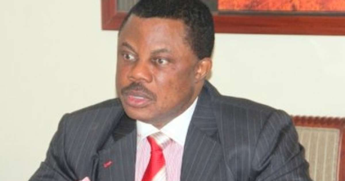 APC Wants EFCC To Probe Anambra State Funds, Obiano Says No Shaking
