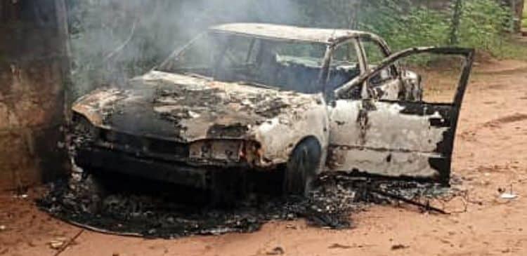 ESN Kills Reverend Emeka Merenu In Imo State