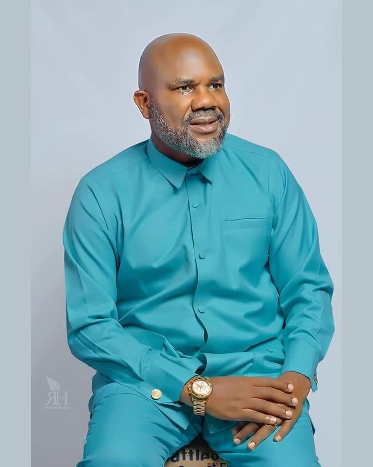 Andy Uba Names Ogene, Media Director