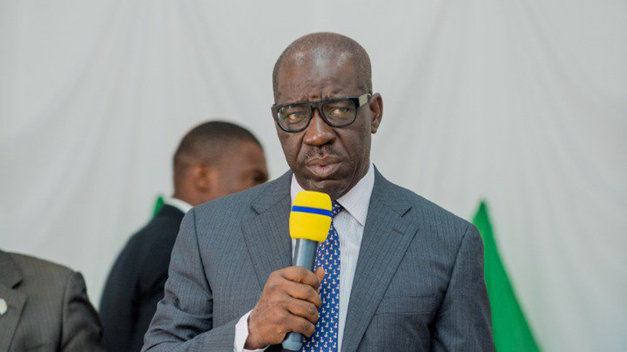 I'll not accept any opposition in Edo PDP – Obaseki
