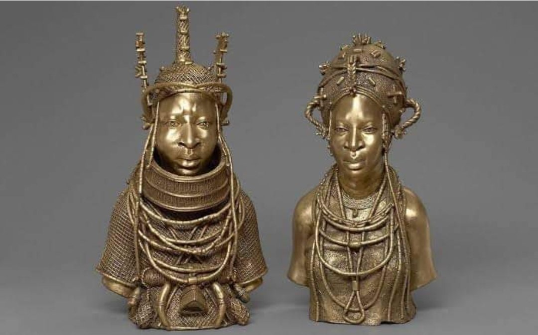 Nigeria, Germany sign agreement on return of 1,130 Benin bronzes