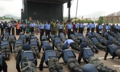 Police Recruitment: Kaduna Command Announces Venues For CBT