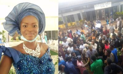 OAU Shut Down Over Death Of Female Final Year Student, Till Further Notice