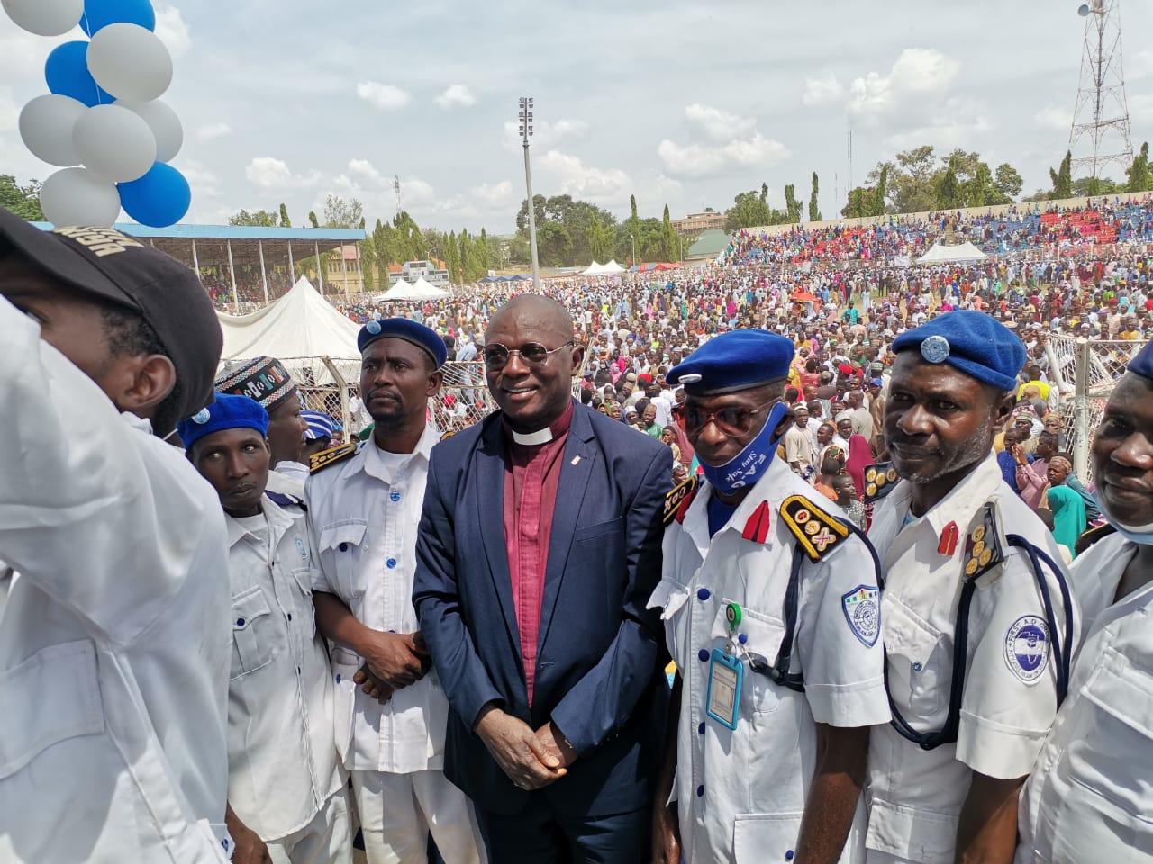 Christians Join Muslims To Celebrate Maulud In Kaduna