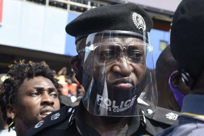 #EndSARS: Lagos police set to stop planned protest, warn protesters