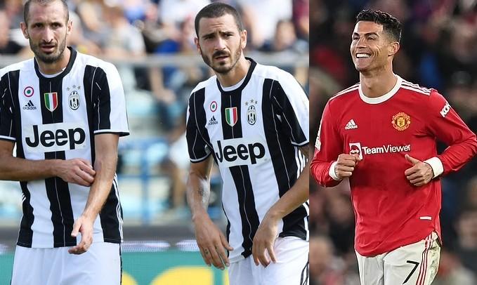 Juventus defenders Criticize Ronaldo For Rejoining Man United