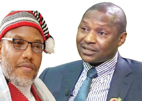 Saying Negative Of IPOB Will Not Prevail - Nnamdi Kanu's lawyer tackles Malami