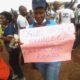 NLC, Residents Block Lagos-Abeokuta Expressway To Protest Against Bad Roads