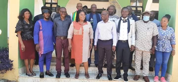 Comrade Oliver Eyefia Confirmed As Delta PCRC Chairman