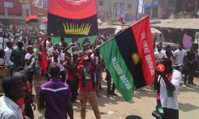 Nnamdi Kanu: IPOB gives conditions to dialogue with Buhari govt