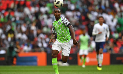 Odion Ighalo Sets To Return To Super Eagles