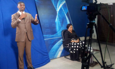 FG To Direct All TV Stations To Use Sign Language Interpreters