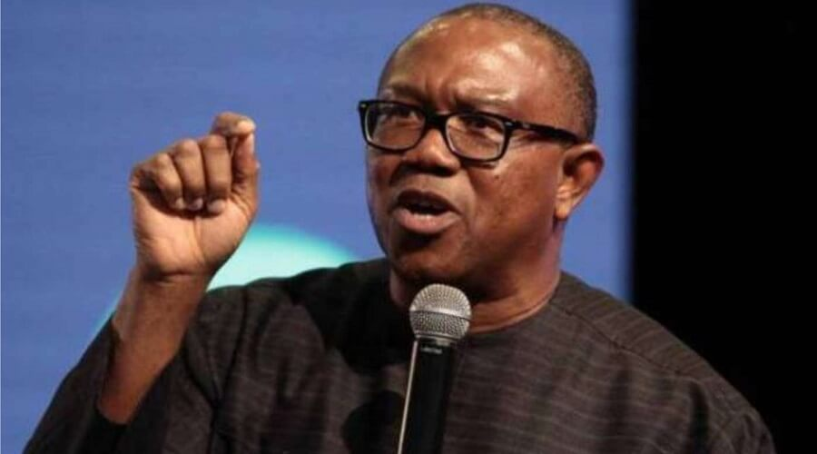 Insecurity In Anambra: FG should be blamed - Peter Obi