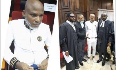 See How Nnamdi Kanu Is Shinning, Buhari Is a Good Father - Adamu Garba