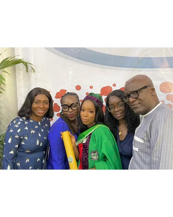 Lady who became orphan at 100l Emerges best graduating student